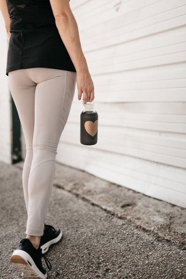 Street Style High Waist Leggings ZELLA
