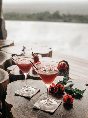 Origins Lodge drinks