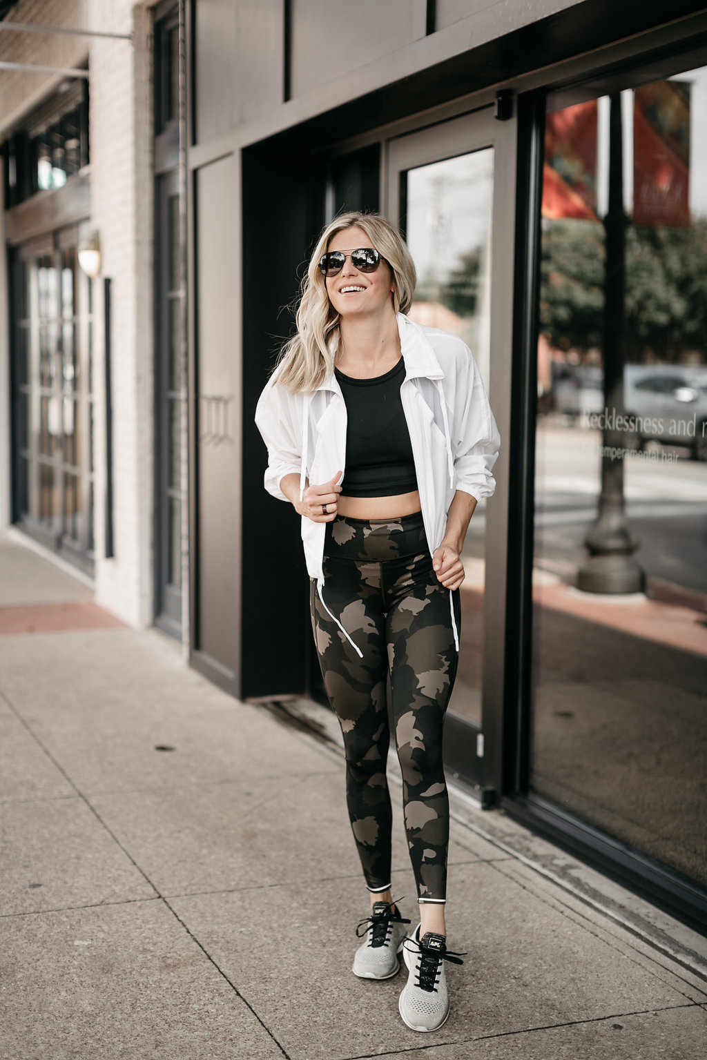 5c223a15fd474 How To Wear Camo This Fall by One Small Blonde