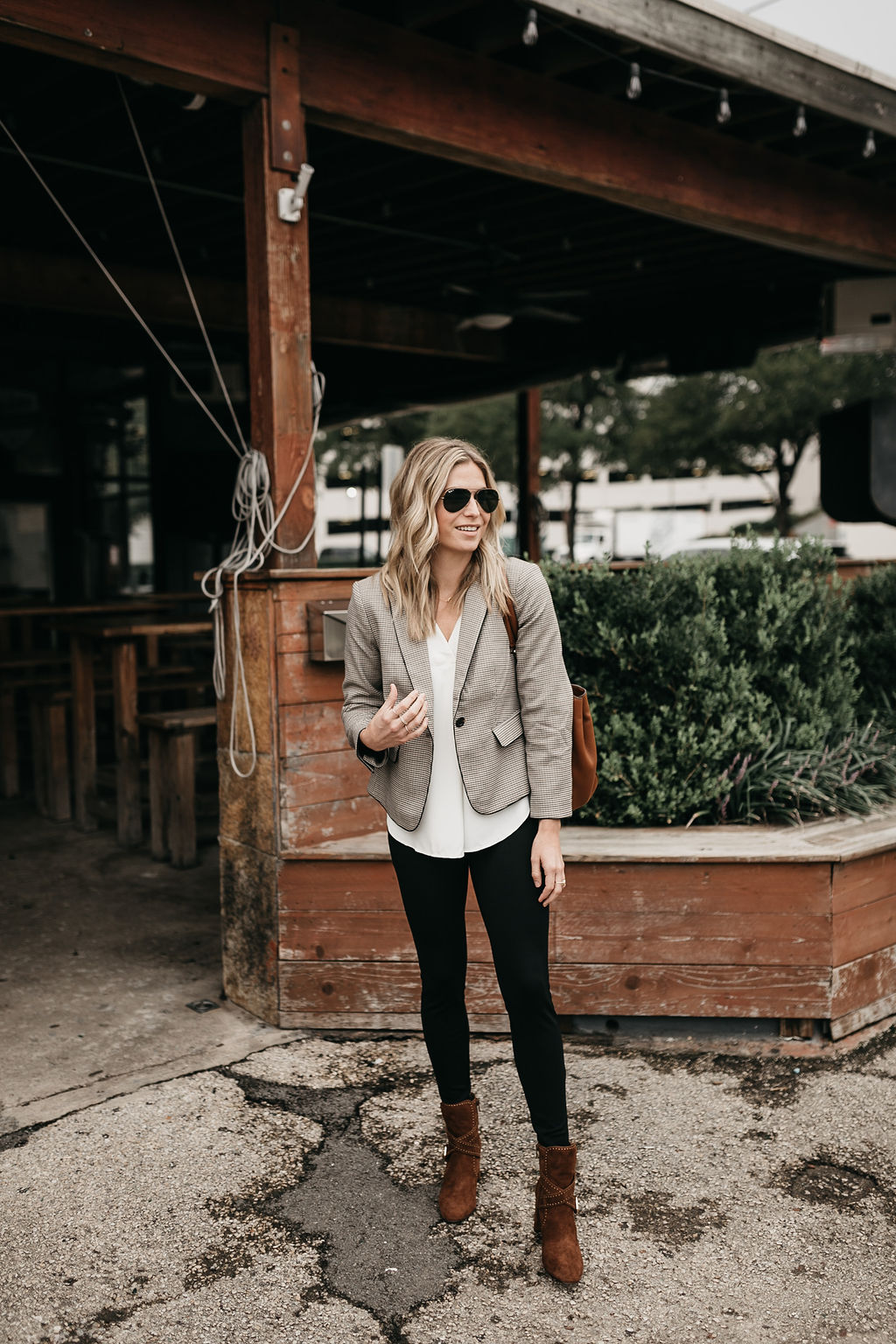3 networking outfits from Ann Taylor