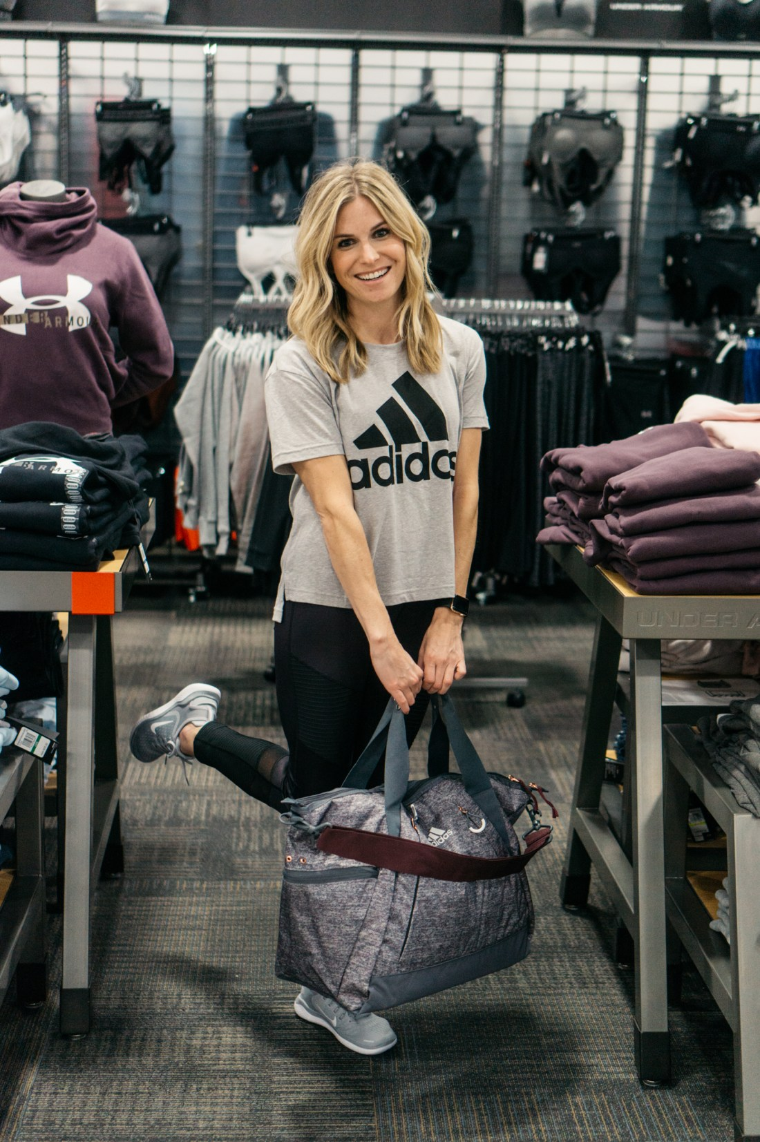 Academy Sports & Outdoors - One Small Blonde