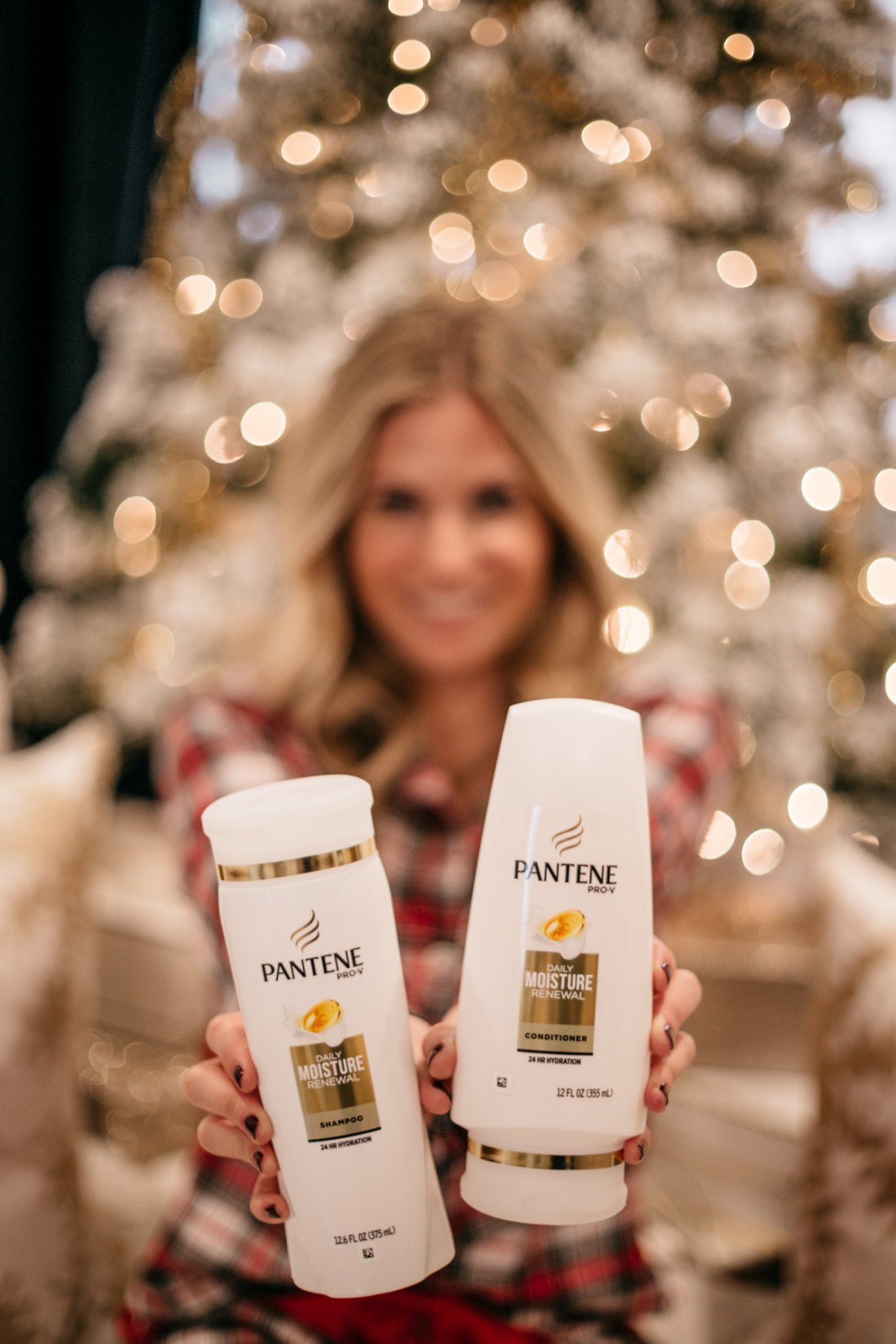 One Small Blonde - Pantene Daily Moisture Renewal Shampoo and Conditioner
