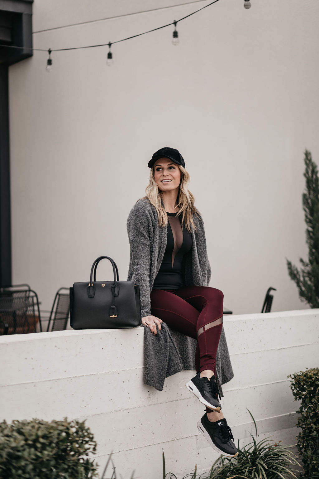 dallas blogger athleisure clothing line
