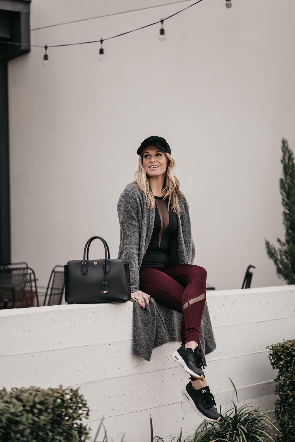 dallas blogger athleisure clothing line