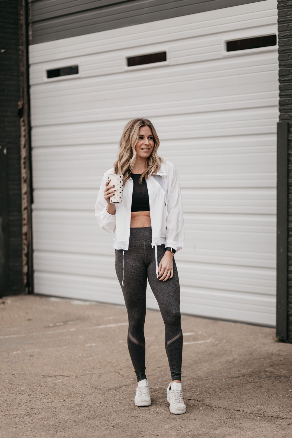 One Small Blonde Activewear Collection - Brooke Burnett