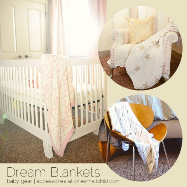 Dream Blankets for Babies   Aiden + Anais at One Small Child
