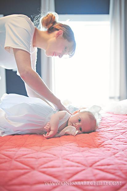 Penelope's Blessing | Heirloom Slips for Christening, Baptism, Blessing Gowns