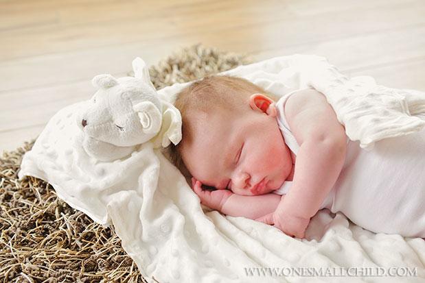 Prayer Bear Cuddle Blankie   Stuffed Animal Blankets for Babies