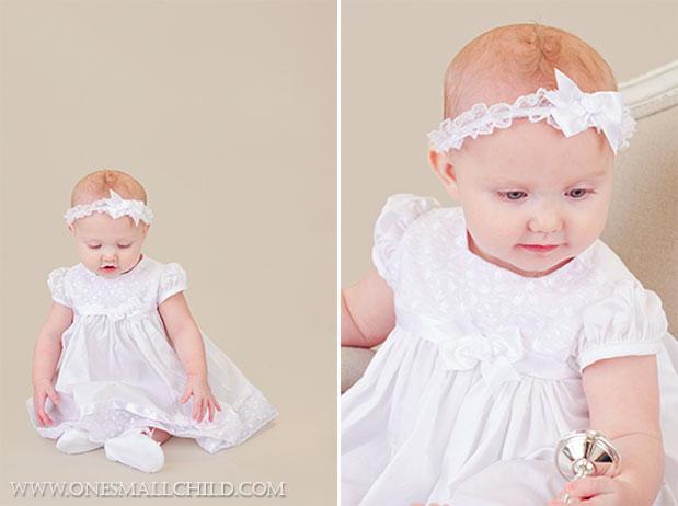 Summer Christening Dress   One Small Child