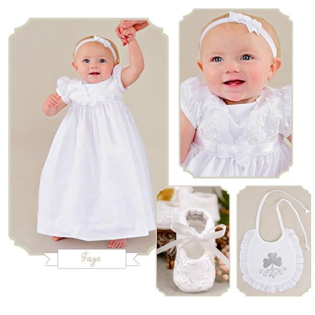 Faye   Irish Christening Wear from One Small Child