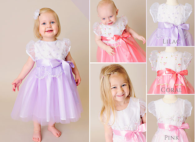 One Small Child Spring Collection 2015 | Ivy Dress