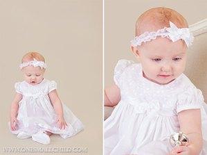 Summer Christening Dress