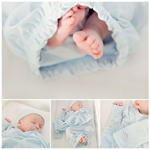 Bamboo Layette Gowns | One Small Child