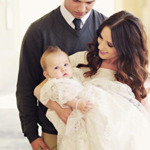 Personalized Royal Christening Gown