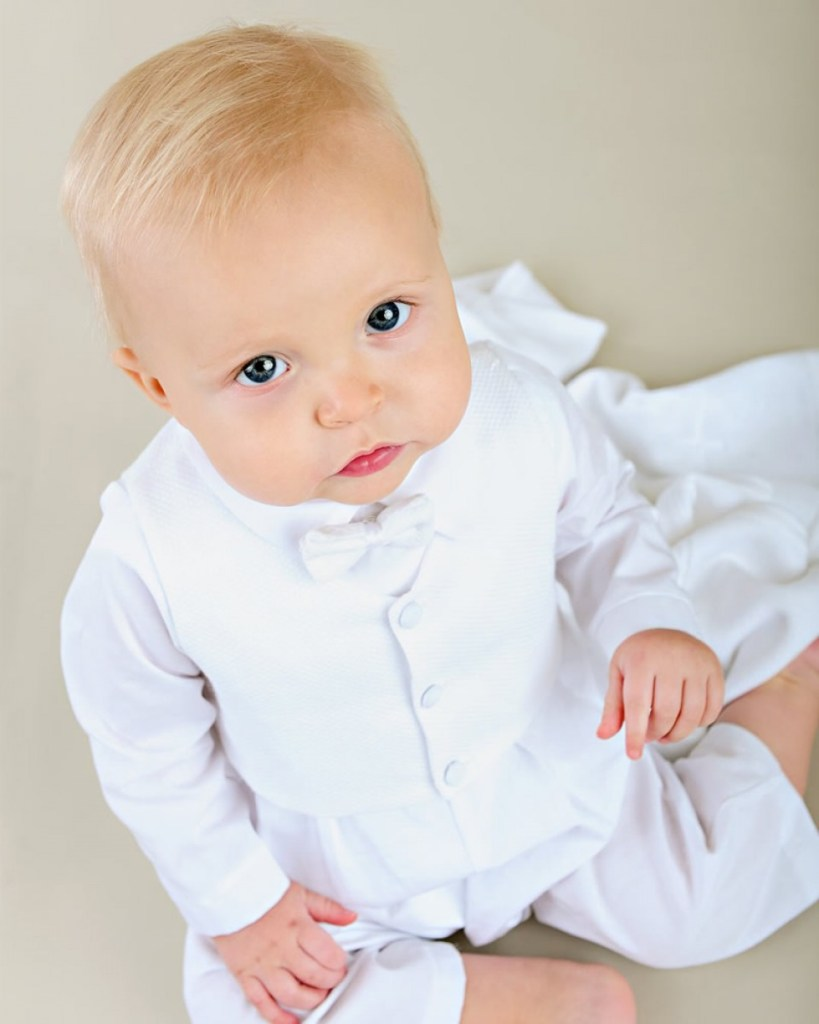 Alexander Christening Outfit
