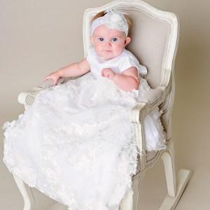 Fancy Christening Gown