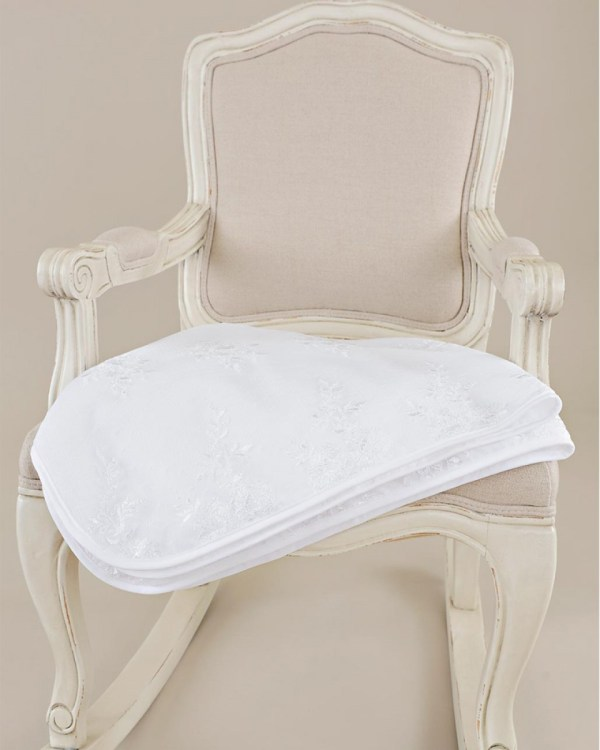 Lillian Lace Blanket