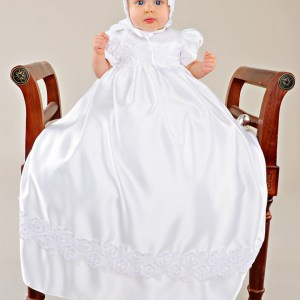 Olivia Christening Gown