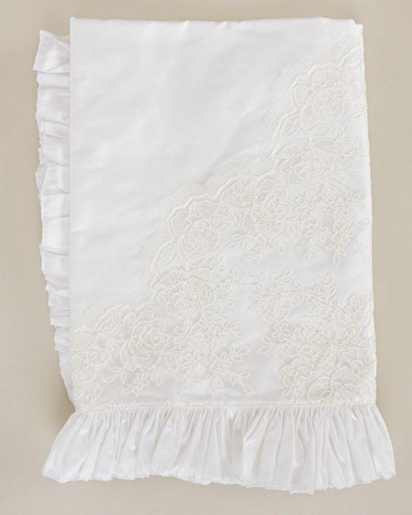 Royal Christening Blanket