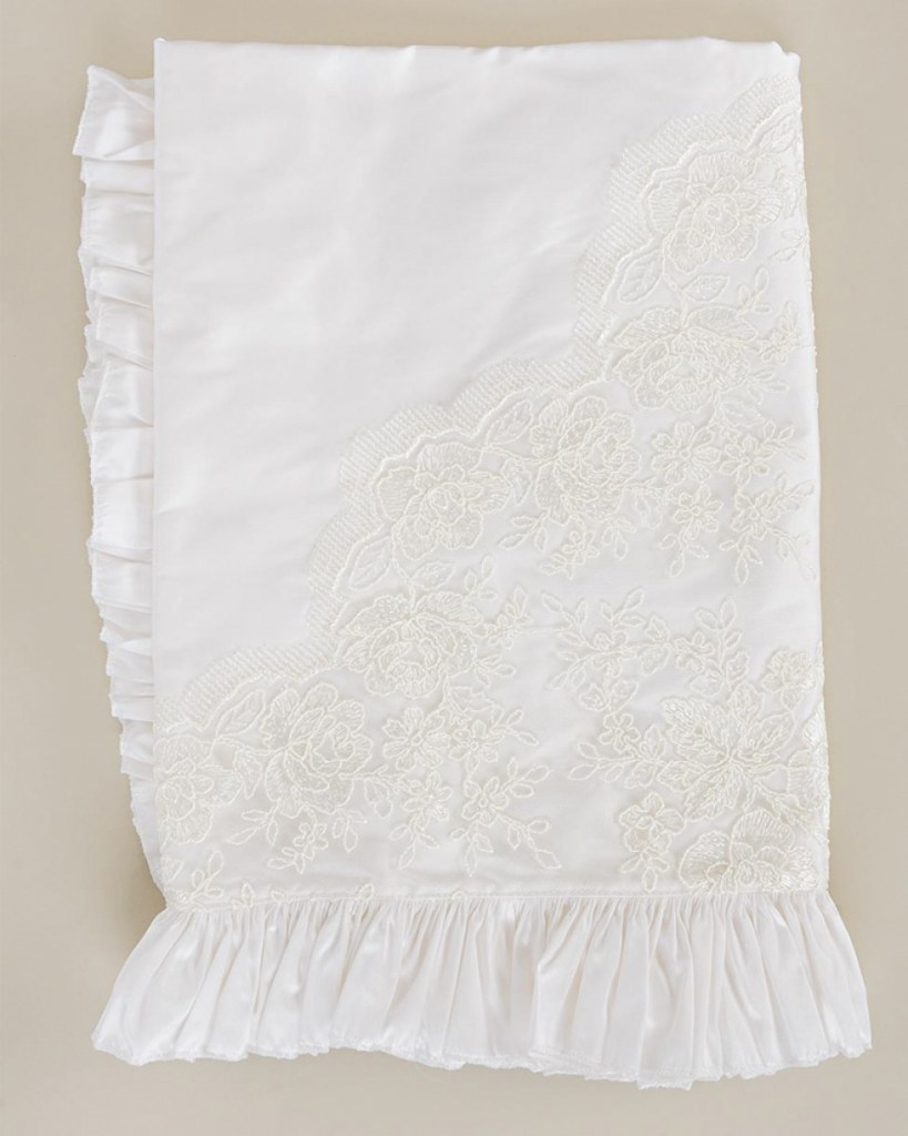 Royal Christening Blanket
