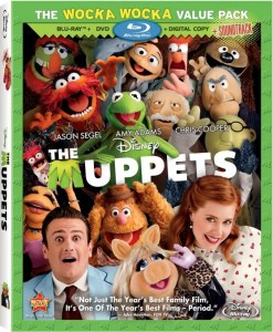 The Muppets Combo Disc