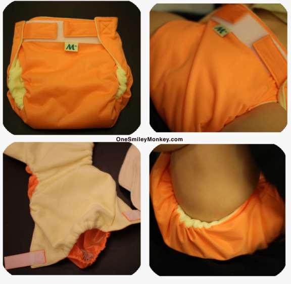 Mini Maestro Cloth Diapers