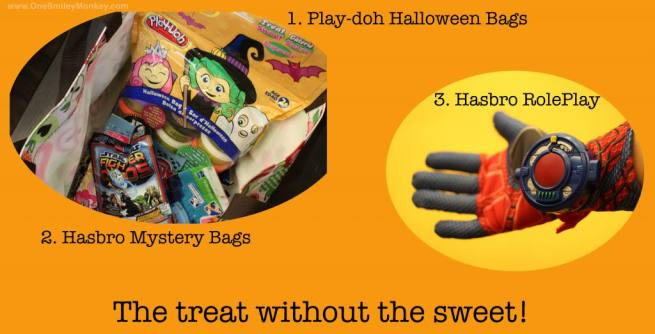 Halloween treats without the sweet