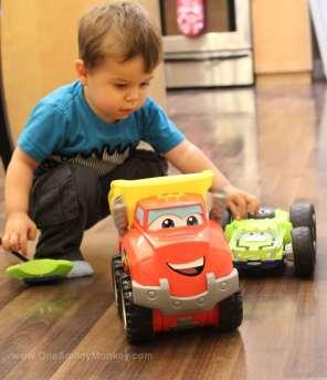 Hasbro vehicles
