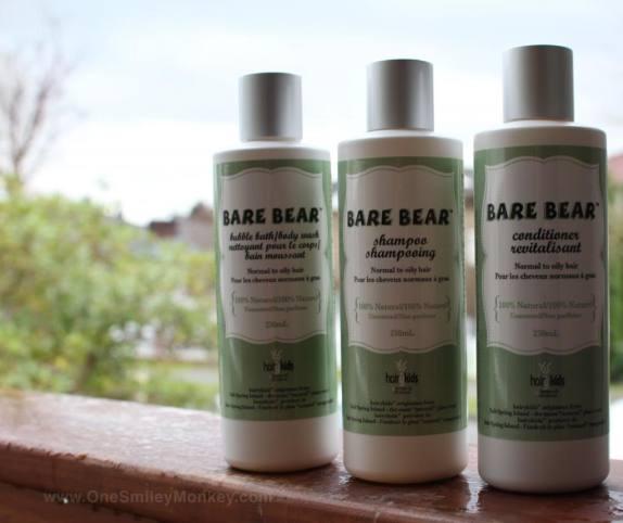 Bare Bear HairyKids