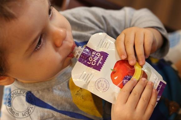 Love Child Organics Baby Food