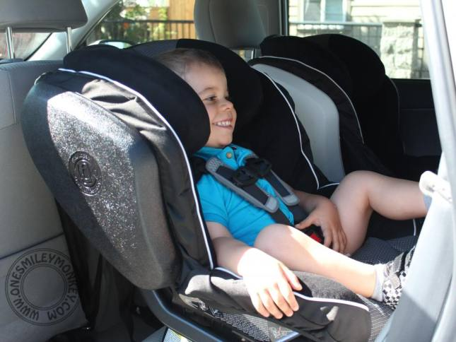 Britax: Advocate 65-G3 Convertible Car Seat Review