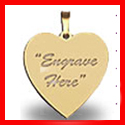 Personalized Photo Heart Locket