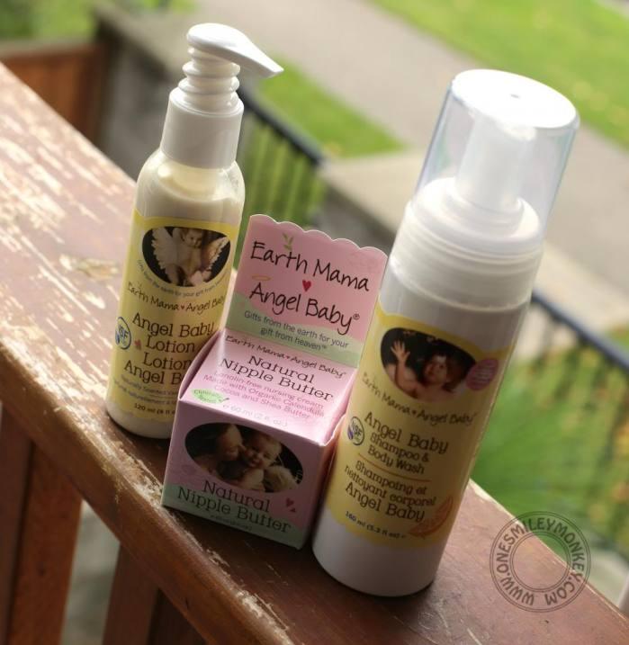 Earth Mama products