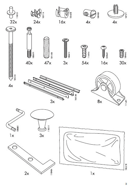 10 Tips to Build Ikea Furniture