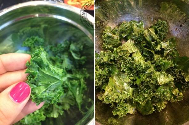 Crispy Kale Chips Recipe