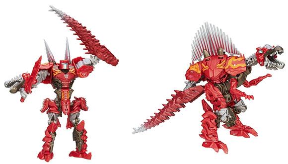 transformers scorn