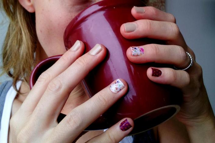 Jamberry Nail Wraps {Review & Giveaway}