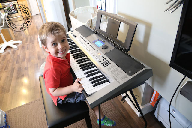 yamaha piano classes #yamahakids