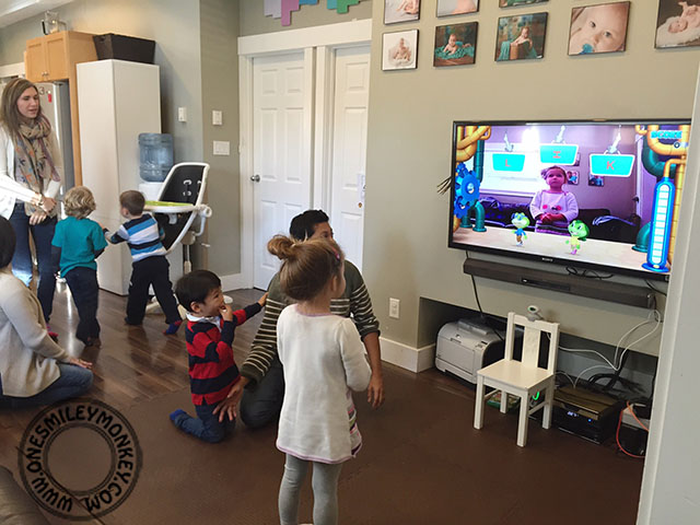 #leapTV party #mommyparties