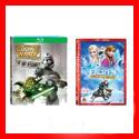 StarWars and Frozen DVDs