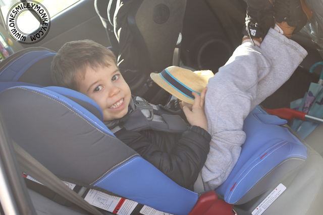Road Trips With Kids {The Best Snack to Pack}