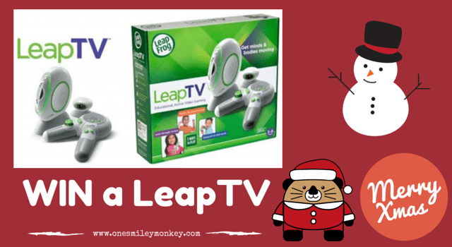 Win a LeapTV (US&CAN)