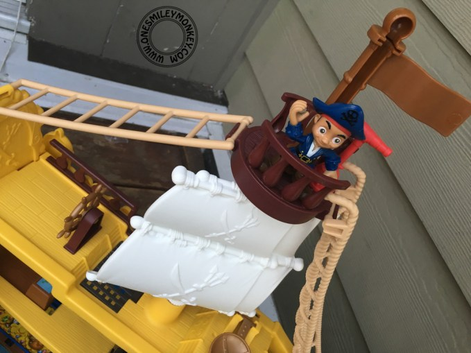 Disney Captain Jake and the Never Land Pirates - Mighty Colossus