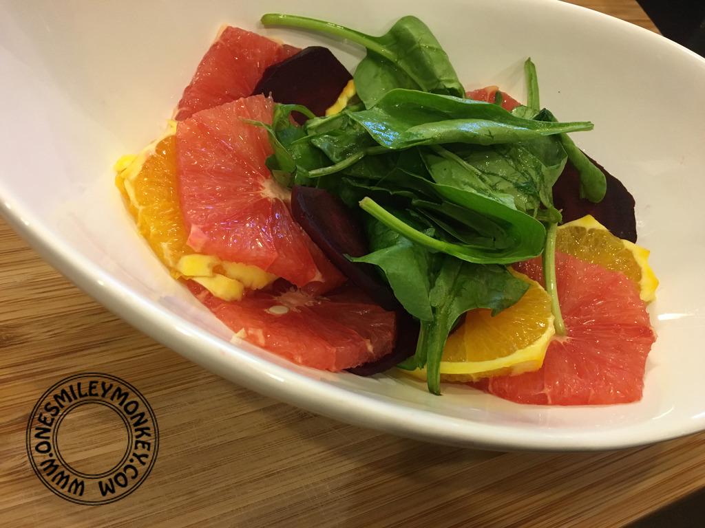 Citrus and Beet Salad {Recipe}