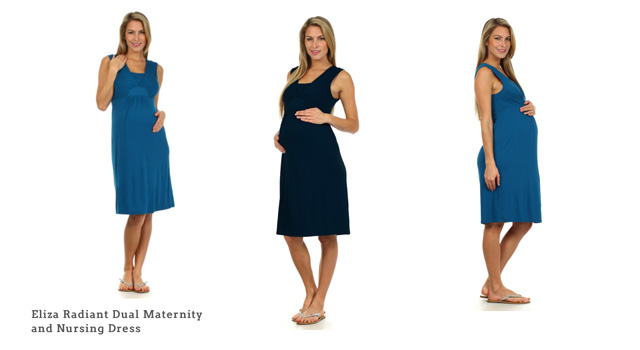 BellyMoms Eliza Dress