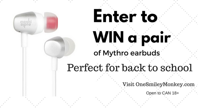 giveaway earbuds