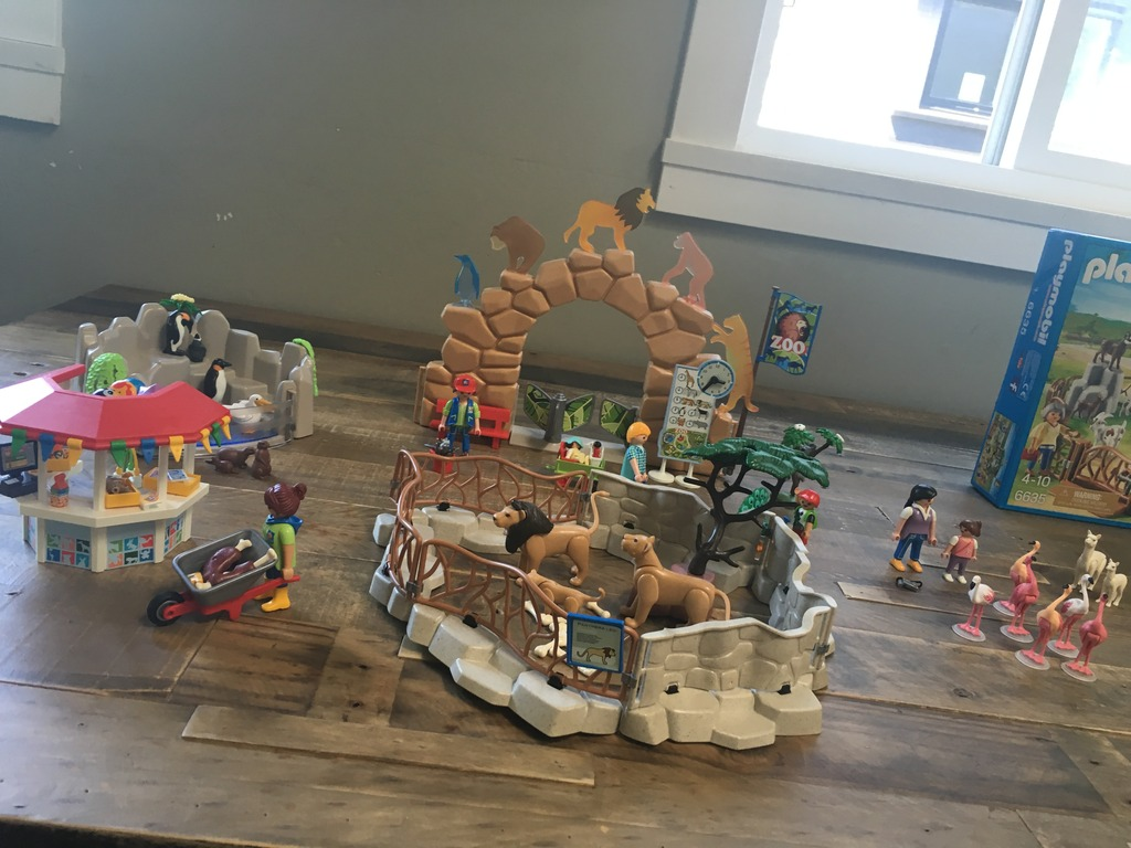 PLAYMOBIL Large City Zoo  Additional Packs Review  Giveaway