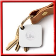 7. Tile Bluetooth Tracker