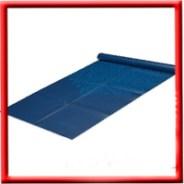 Gaiam 2 mm Foldable Yoga Mat - Blue Sundial
