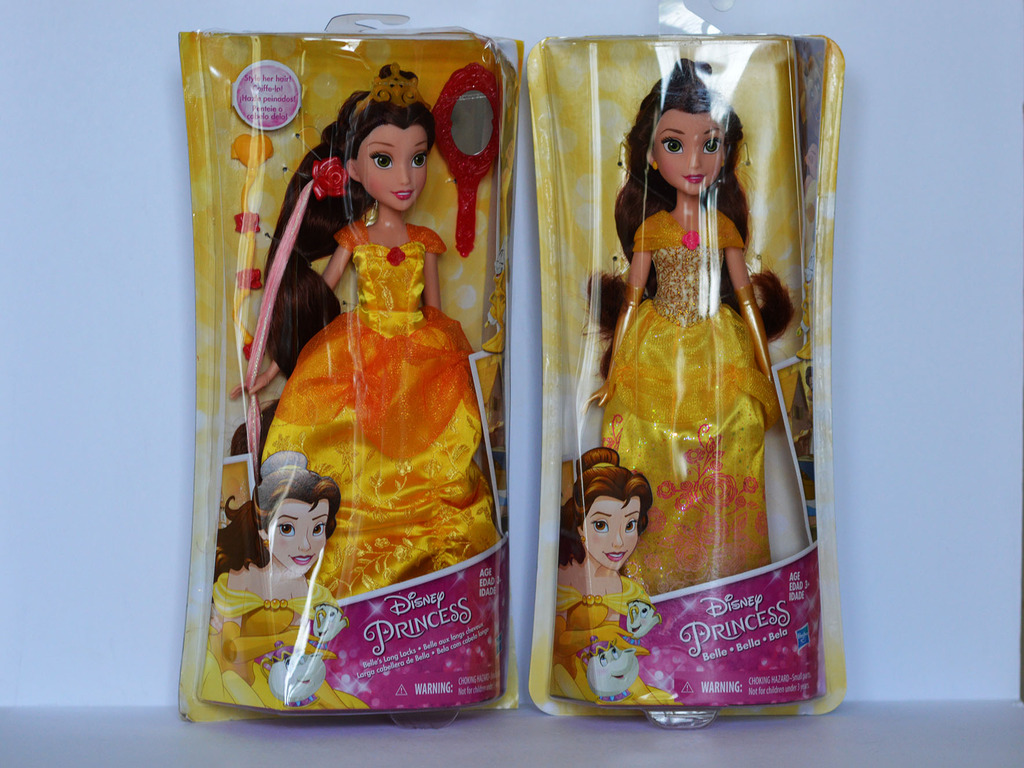 Disney Princess Belle Doll and Sets